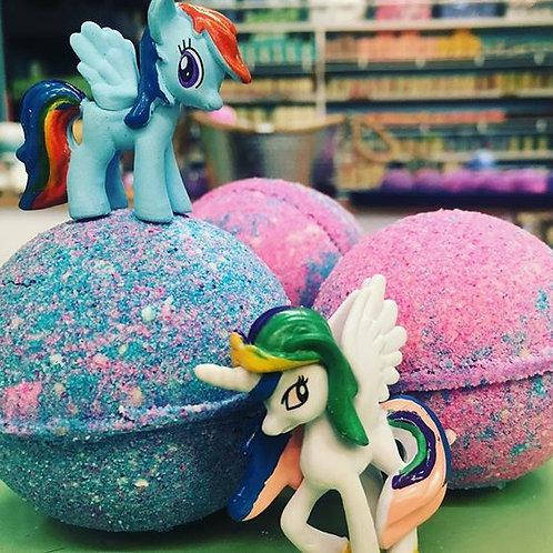 My Little Pony Toy Bath Bomb