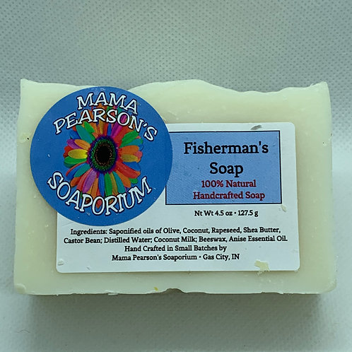 Fisherman's Soap bar