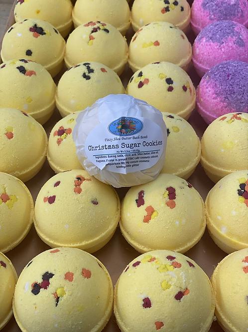 Shea Butter Bath Bombs
