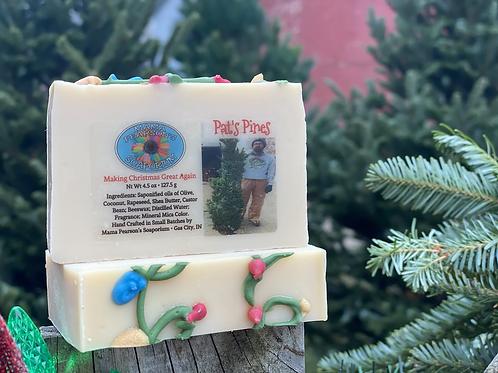 Pat's Pines Soap