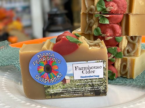 Farmhouse Cider Soap