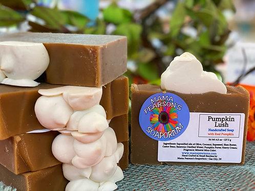 Pumpkin Lush Soap