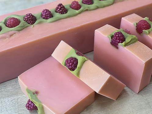 Sun-Ripened Raspberry Soap