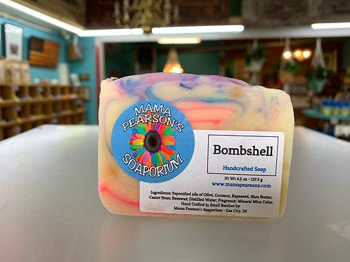 Bombshell Soap Bar