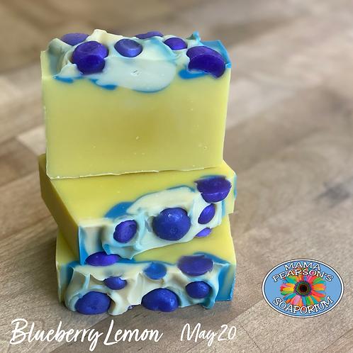 Blueberry Lemon Soap