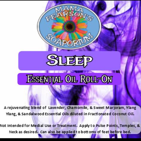 Sleep Essential Oil Blend Roll On