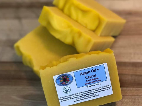 Argan Oil & Carrot