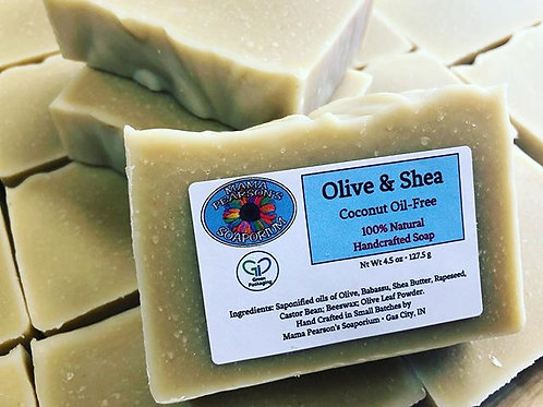 Olive & Shea Soap Bar