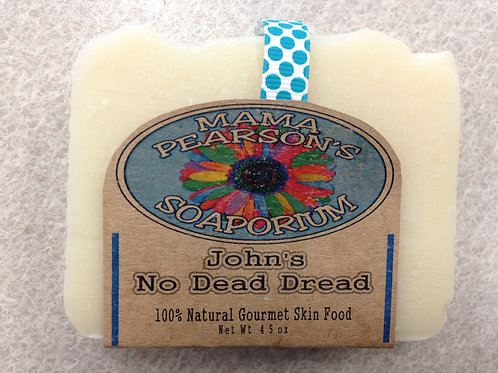 No Dead Dread  Shampoo Bar