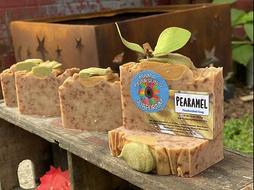 Pearamel Soap Bar