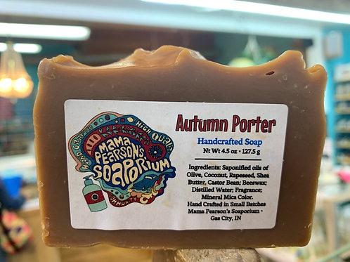 Autumn Porter Soap Bar