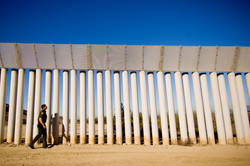 The Wall - California Border