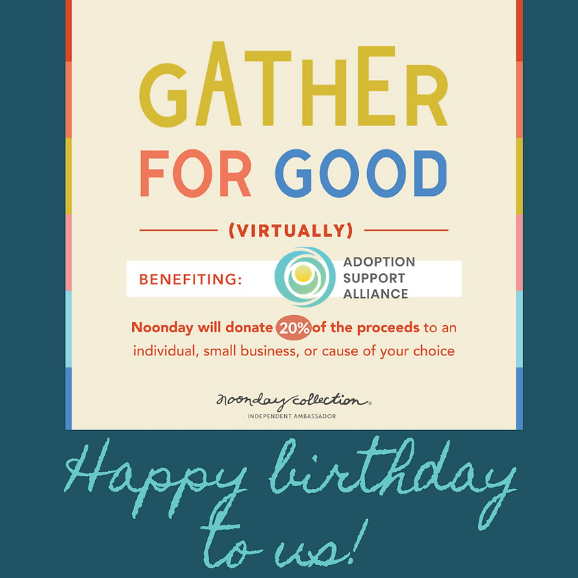 Gather for Good: Six Years of Service