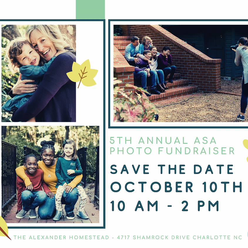 2020 Fall Photo Fundraiser