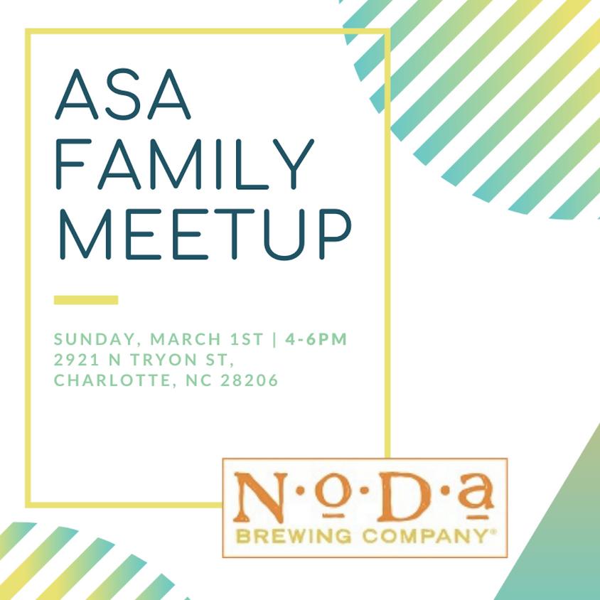 Family Meetup - NoDa Brewery