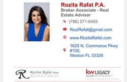 Rosita Rafat P.A