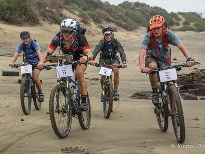 Stanford team makes Top 10 nationally for Adventure Racing