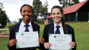 Academic Stars Honoured