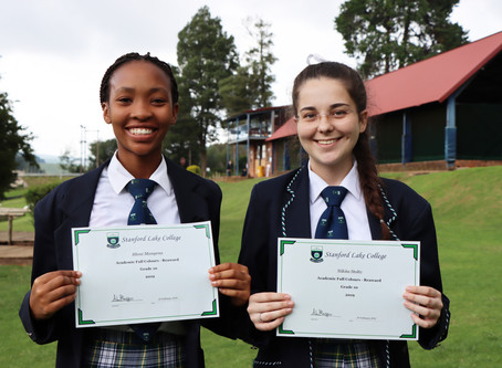 Academic Stars Honoured