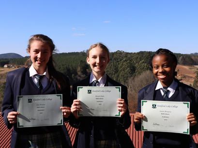 Stanfordians awarded