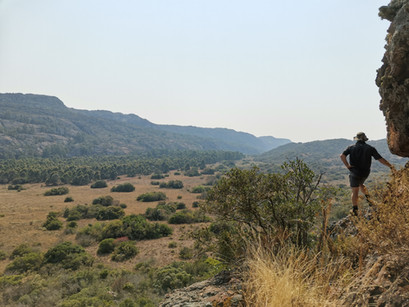 Exploring the Soutpansberg