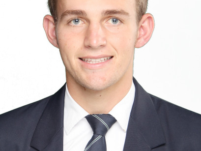 Get To Know The Class of 2021: Heinrich Maritz