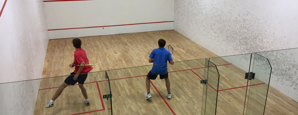 Stanford Lake College Squash