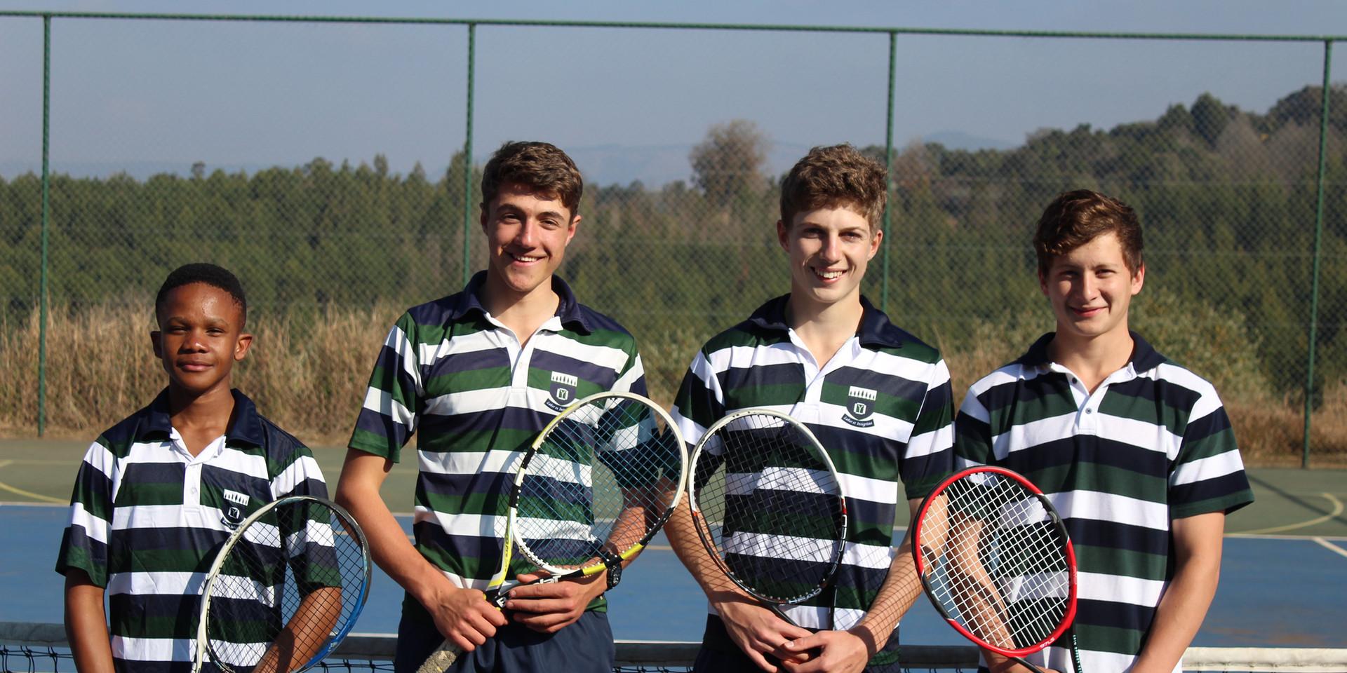 Stanford Lake College Tennis