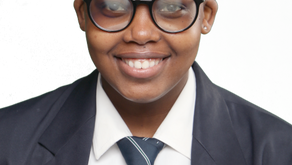 Get To Know The Class of 2021: Naledi Lebati