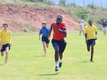 Inter-house Athletics 2021