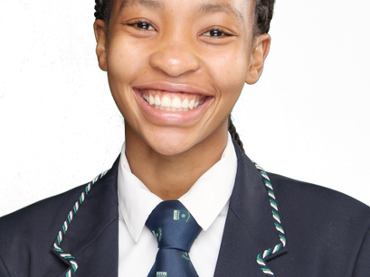 Get To Know The Class of 2021: Hloni Mangena