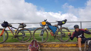 Venter's Adventures: Stanford alumnus heads due South through SA on two wheels