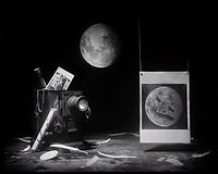 i dream of the moon