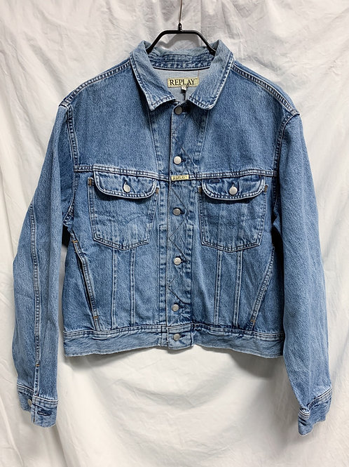 Blue Jeans Jacket - REPLAY