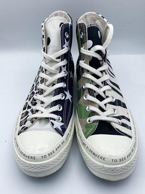 BRAIN DEAD X CONVERSE Chuck 70 Hi sneakers (EUR42.5, US9)