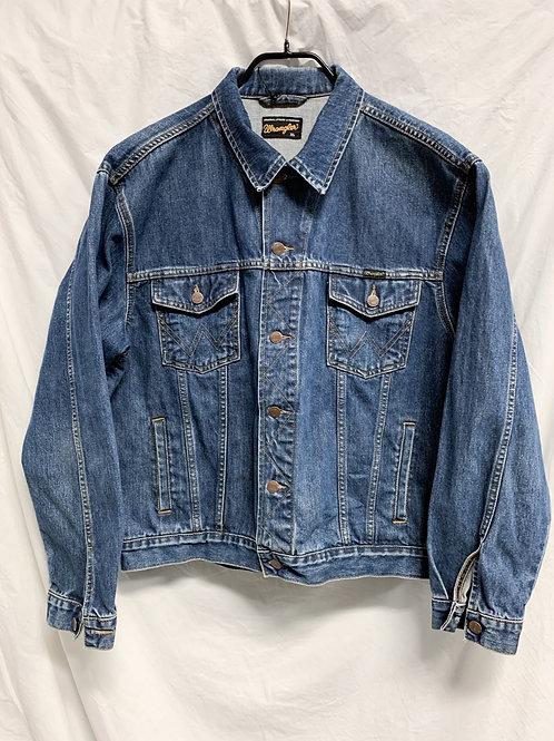 Blue Jeans Jacket -Wrangler