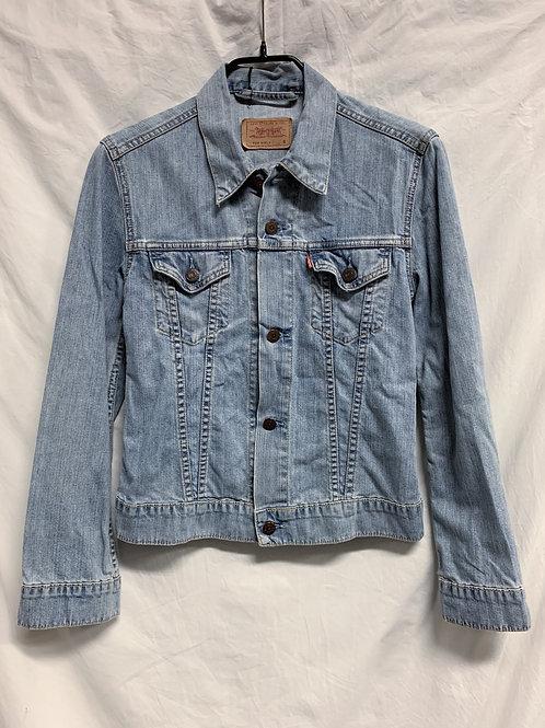 Light Blue Jeans Jacket - LEVIS