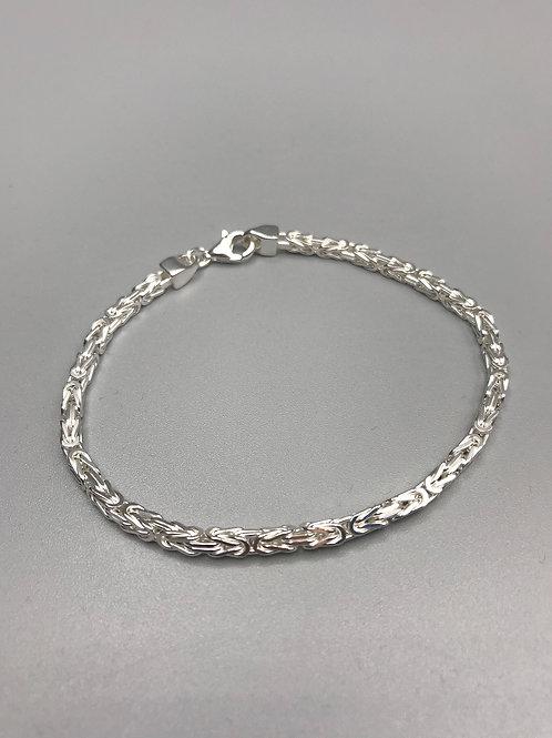 Byzantine Bracelet Sterling Silver