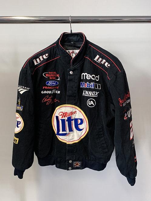 NASCAR Racing Jacket Miller Lite