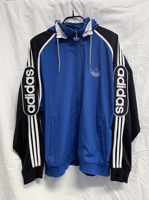 Hooded 80s/90s Tracktop - ADIDAS