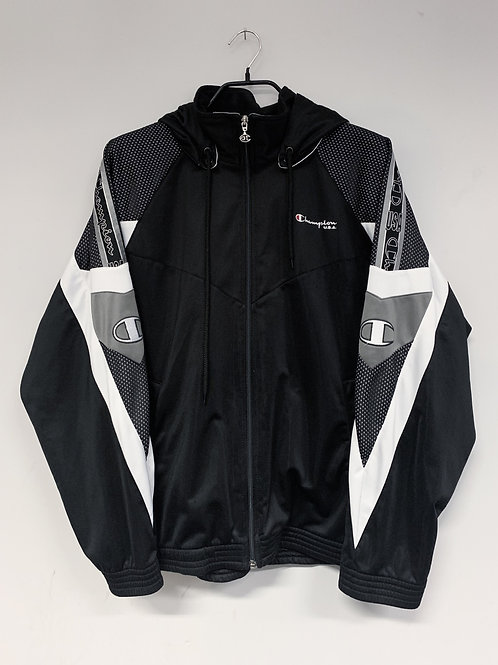 Hooded 80s/90s Tracktop - CHAMPION