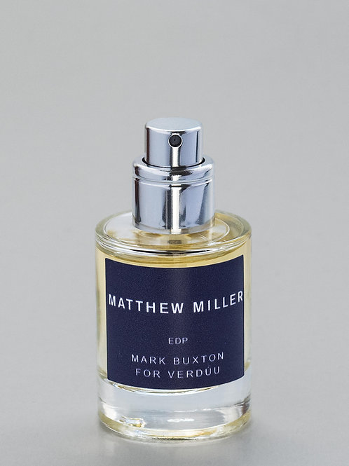 MATTHEW MILLER Fragrance