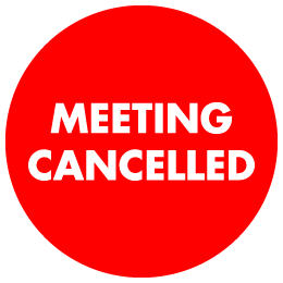 NOTICE:  May 10 Book Club Meeting has been Cancelled