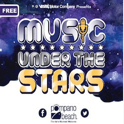 Don't Miss our Next Social, Music Under the Stars on Friday, Nov. 10!