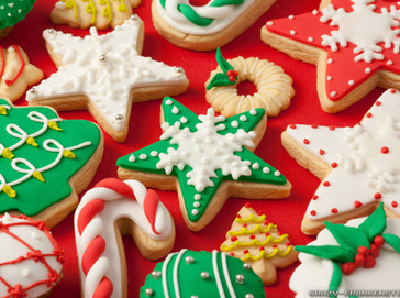 Exchange Tasty Cookies and Spread Holiday Cheer at Our Next General Meeting on Dec. 13!