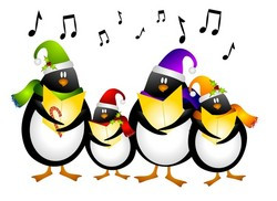 Christmas Caroling/Dinner Next Thursday, Dec 14th! Come Sing, Eat and Be Merry with Us!