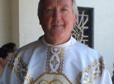 Fr. Foudy: Notice of Vigil and Mass Times