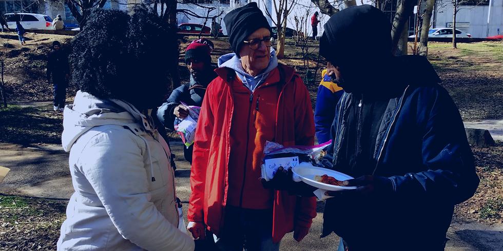Atlanta Homeless Outreach