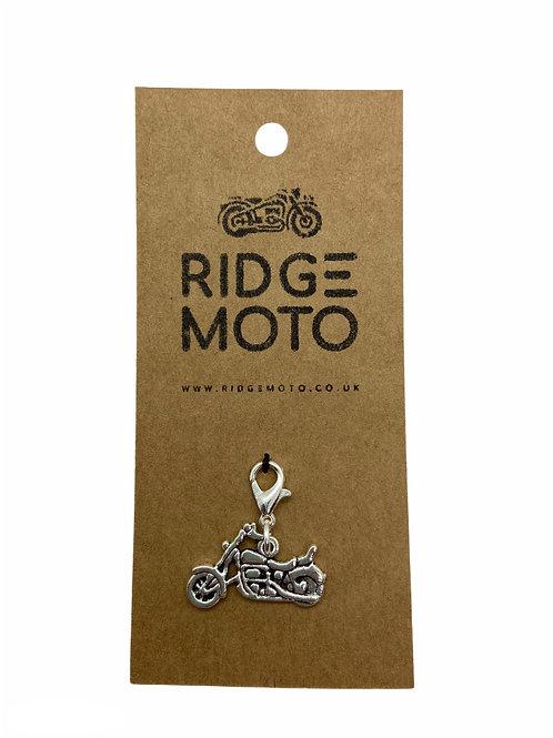 Ridge Moto Motorbike Charm