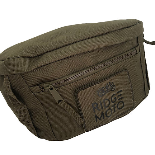 Ridge Moto Ride Pack [Olive Green]